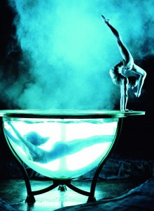 """""""Waterbowl"""" is a stunning and sensuous highlight of the evening."""