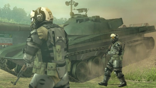 Series creator Hideo Kojima's personal touch makes this a true Metal Gear sequel.