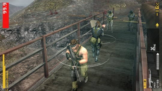 Player linking in co-op adds a new feature to Metal Gear.