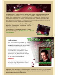 Deadly Premonition Guide Tip Box