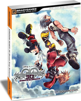 Kingdom Hearts 3D: Dream Drop Distance Signature Series Guide