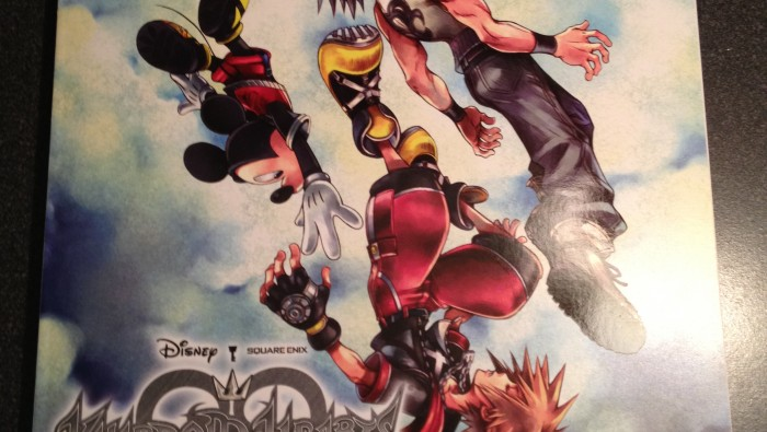 Win a Signed Copy of the Kingdom Hearts 3D Guide