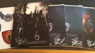 Resident Evil Signed Strategy Guides Giveaway